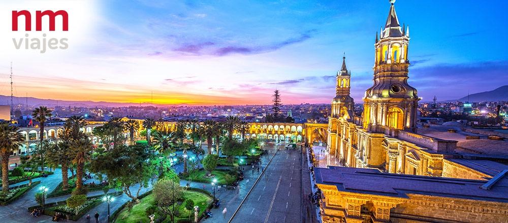 NM VIAJES | AREQUIPA - NUEVO MUNDO VIAJES - Club De Suscriptores El Comercio Perú.