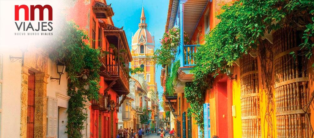 NM VIAJES | CARTAGENA  - NUEVO MUNDO VIAJES - Club De Suscriptores El Comercio Perú.