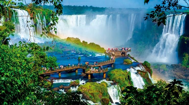 NM VIAJES | IGUAZÚ Y BUENOS AIRES - NUEVO MUNDO VIAJES