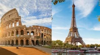 NM VIAJES | NAVIDAD EN ROMA Y AÑO NUEVO PARÍS