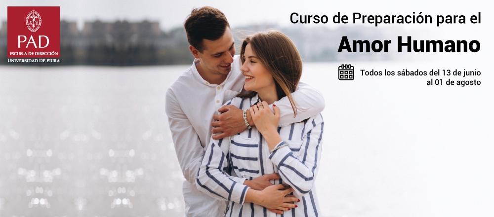 PAD -CURSO DE PREPARACIÓN PARA EL AMOR HUMANO - PAD  - Club De Suscriptores El Comercio Perú.