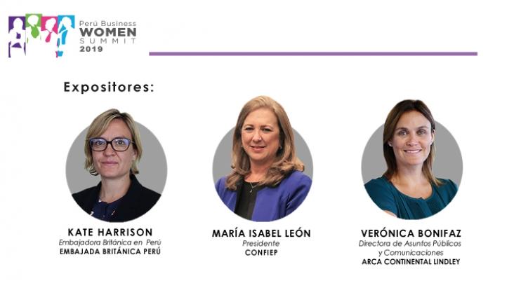 PERÚ BUSINESS WOMEN SUMMIT 2019 - JOINNUS