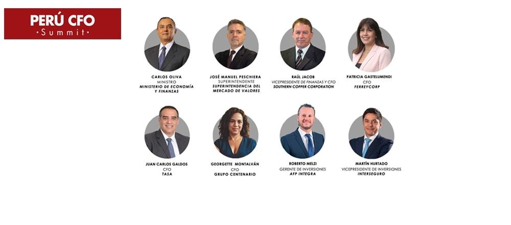 PERÚ CFO SUMMIT 2019  - EL DORADO INVESTMENTS - Club De Suscriptores El Comercio Perú.
