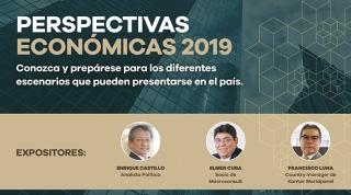 PERSPECTIVAS ECONÓMICAS 2019