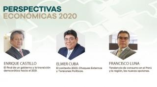 PERSPECTIVAS ECONOMICAS 2020