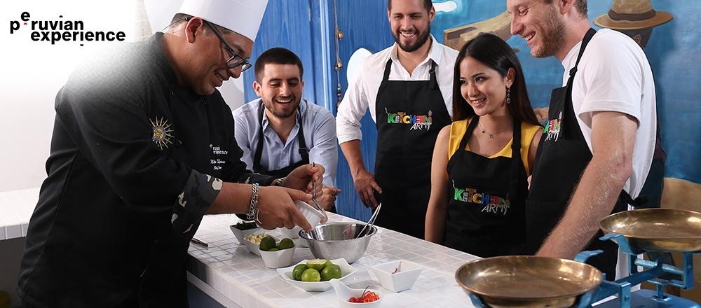 PERUVIAN EXPERIENCE - PERUVIAN EXPERIENCE - Club De Suscriptores El Comercio Perú.