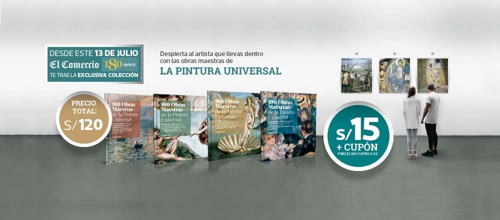 PINTURA UNIVERSAL - CLUB DE SUSCRIPTORES - Club De Suscriptores El Comercio Perú.