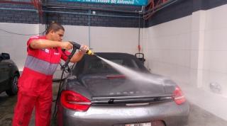 PITS CAR WASH