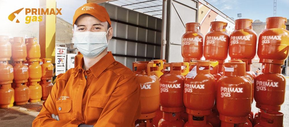 PRIMAXGAS - PRIMAX GAS  - Club De Suscriptores El Comercio Perú.