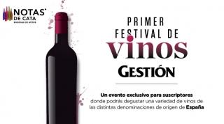 PRIMER FESTIVAL DE VINOS GESTIÓN