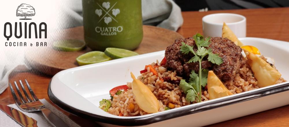 QUINA - QUINA - Club De Suscriptores El Comercio Perú.