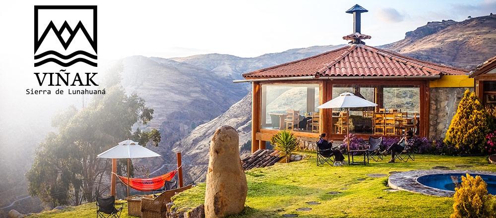 REFUGIO VIÑAK - MOUNTAIN LODGES  - Club De Suscriptores El Comercio Perú.
