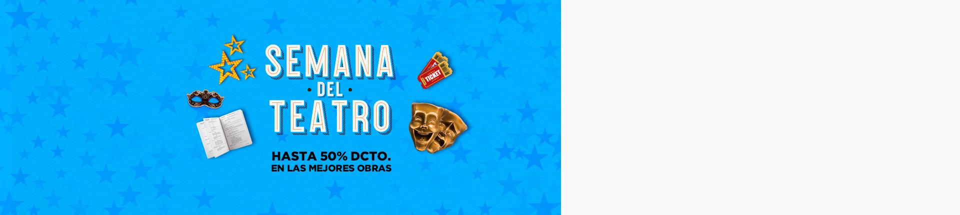 SEMANA DEL TEATRO - Club El Comercio Perú.