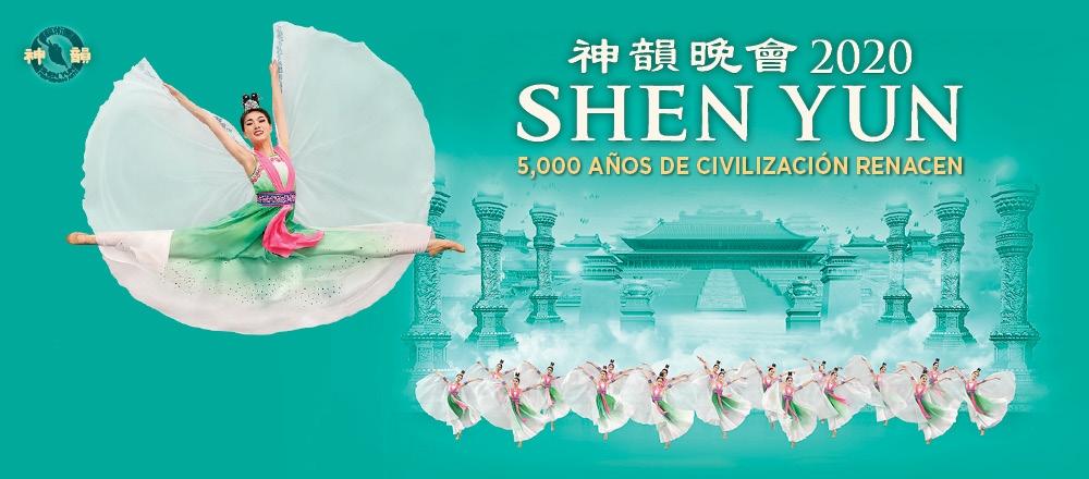 SHEN YUN PERFORMING ARTS - Teleticket - Club De Suscriptores El Comercio Perú.