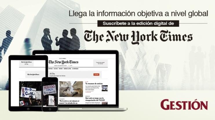 SUSCRIPCIÓN DIGITAL DEL NEW YORK TIMES - Club de suscriptores GESTIÓN