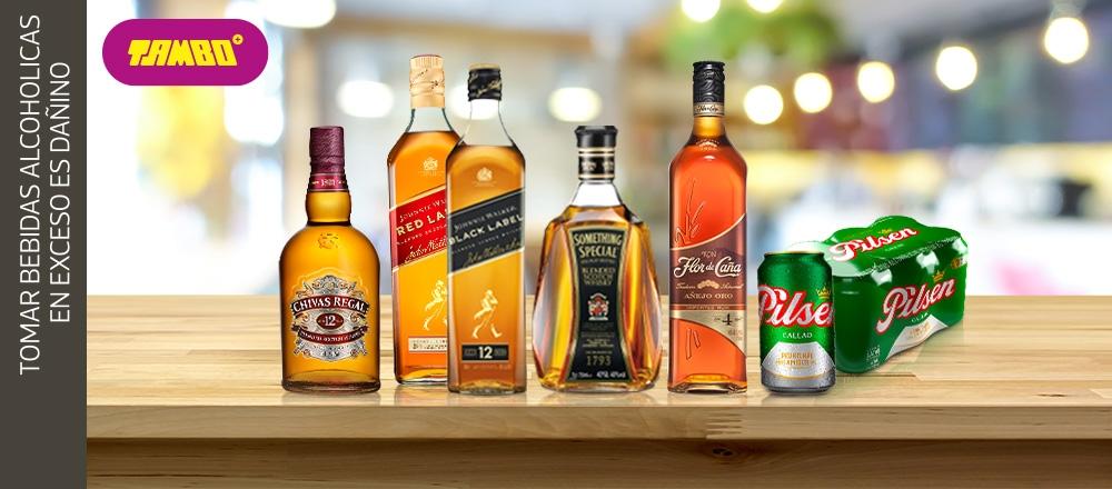 TAMBO+ | BEBIDAS ALCOHÓLICAS - TIENDAS TAMBO - Club De Suscriptores El Comercio Perú.