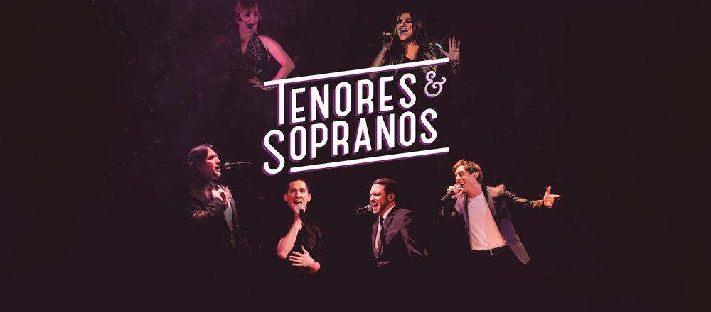 TENORES & SOPRANOS - Teleticket - Club De Suscriptores El Comercio Perú.