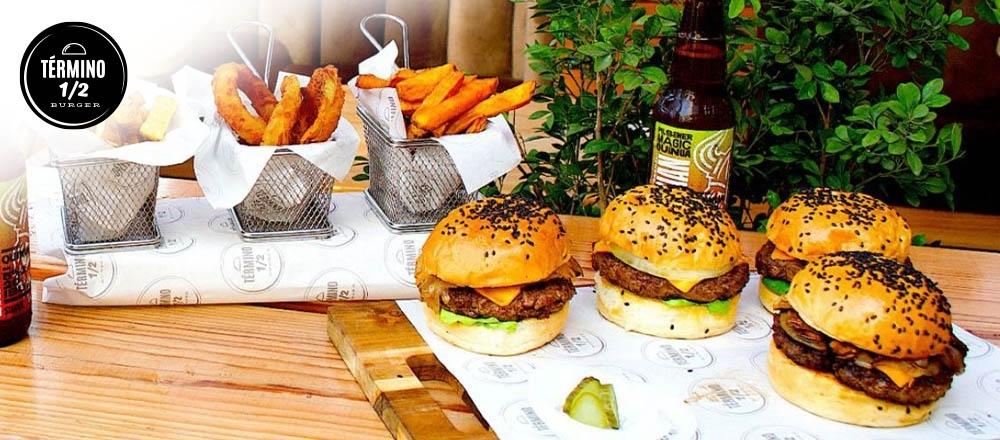TÉRMINO ½ BURGER - Término ½ Burger - Club De Suscriptores El Comercio Perú.