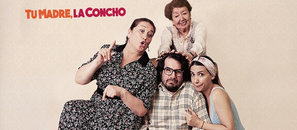 TU MADRE, LA CONCHO ¡PREVENTA! - Teleticket - Club De Suscriptores El Comercio Perú.