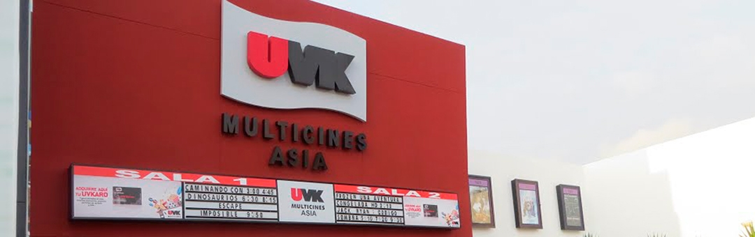 UVK MULTICINES   ASIA