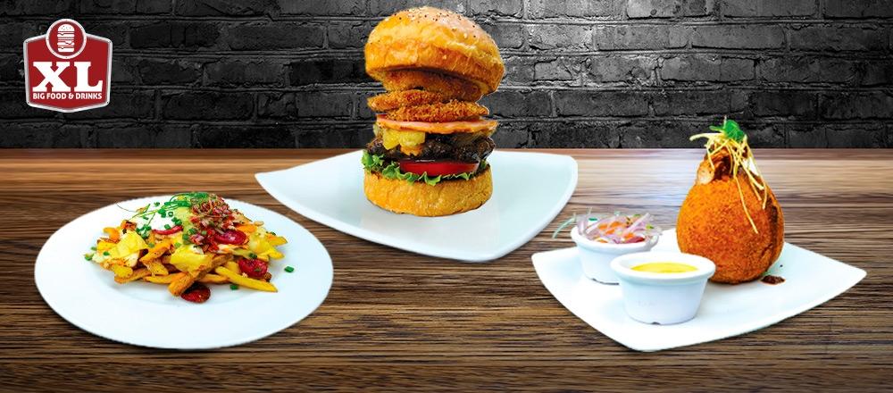 XL BIG FOOD & DRINKS - CAMI POLLOS   XL BIG FOOD & DRINKS - Club De Suscriptores El Comercio Perú.