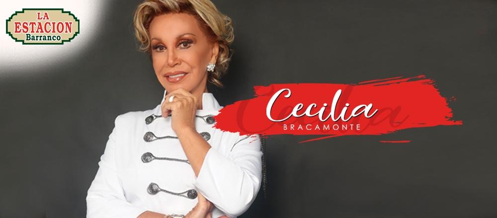 CECILIA BRACAMONTE EN VIVO - Teleticket - Club De Suscriptores El Comercio Perú.